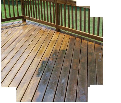 deck washing - HOT Washing