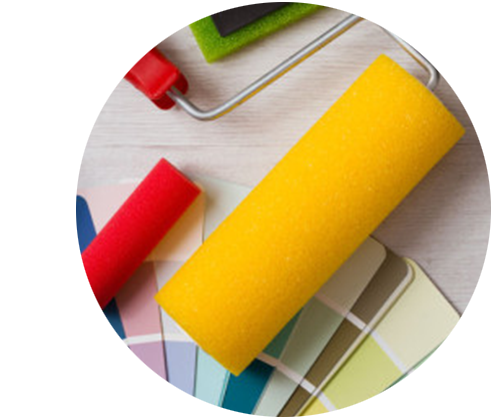 paint roller - Painting