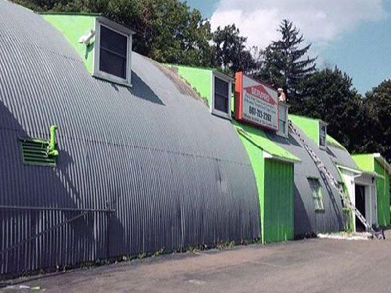 business facade exterior - Specialty Gallery